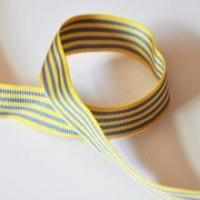 Buy cheap Customized multi-color plain polyester ribbon trim medal decorative ribbon various garment lanyard from wholesalers