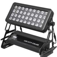 Buy cheap 36x10w rgbw 4in1 outdoor led city color ip67 from wholesalers