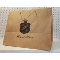 Large Brown Paper Bags With Handles Manufactures