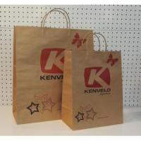 Brown Kraft Paper Handbags Manufactures