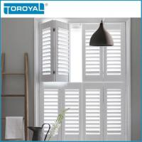 Sliding Pvc Venetian Blinds Cafe Blinds Non Toxic Bedroom Soundproof Manufactures