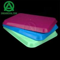 OEM ODM factory customized hot selling dental instrument sterilization tray Manufactures