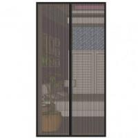 China Magic instant fly curtain magnetic screen doors on sale