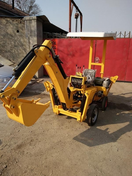 Quality Self powered excavator for sale