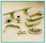 Stainless Steel Lost Wax Investment Casting Castings Manufactures