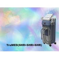 China 3500W Multifunction Beauty Machine , Vertical SHR IPL Nd Yag Laser Hair Removal on sale