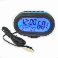 Buy cheap VST-7009S Clock with temp&dumidity from wholesalers