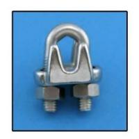 Buy cheap wire rope clip from wholesalers