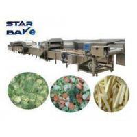 Pasta products processing mach Frozen vegetable production ma