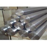 China Polished Duplex 2205 Round Bar , S31803 Stainless Steel Round Bar High Alloy Steels on sale