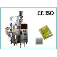 Buy cheap C16 Automatic Inner and Outer Tea Bag Packing Machine from wholesalers
