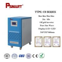 Buy cheap Solar Inverter Off Grid 4kw from wholesalers