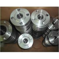 China ASME B16.5 Stainless Steel Weld Neck Forged Flange on sale