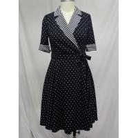 Buy cheap dot printing dress from wholesalers