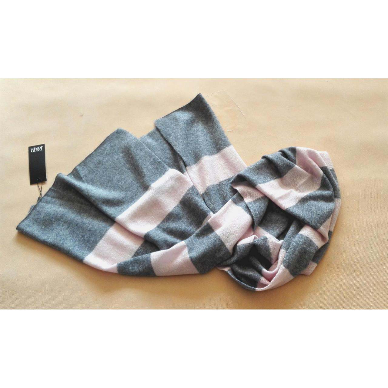 Buy cheap cashmere stripe scarf from wholesalers