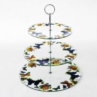 Glass Cake Stand Manufactures