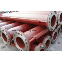 core barrels flanged drill pipefor reverse circulation air lift drilling Manufactures