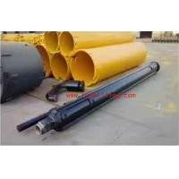 core barrels 6 meter long Kelly extension for CFA Manufactures