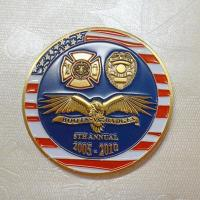 Buy cheap Army baseball anniversary challenge coin from wholesalers