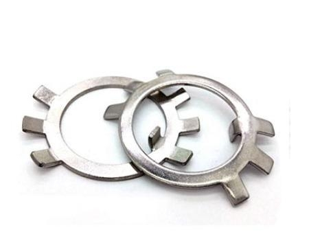 Quality Stainless Steel Tab Washer For Round Nut for sale