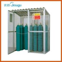 Oxygen cylinder gas cage Manufactures