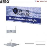 Trade Show Signs Aero Hanging Banner Sign  Rectangle Manufactures