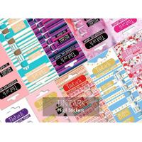 Buy cheap New arrival Tintark Nailsticker Sep.N14 Roman Holiday nail wraps from wholesalers