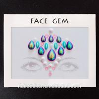 Face stickers Factory price with high quality festival jewel Manufactures