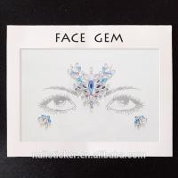 Face stickers Fast shipping Rhinestone Bindis Manufactures
