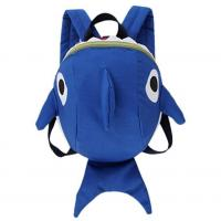 Small Shark Anti-lost Kids School Bag Mini Backpack Manufactures