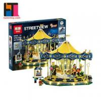 10288353 Lepin Streetview Set 2755PCS Plastic Building Block Bricks Manufactures