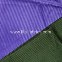 6W 100%cotton dyeing wale corduroy fabric for mens trousers or wormens trousers Manufactures