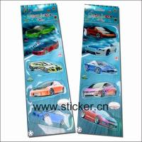 Buy cheap ML-LS-0053D Lenticular Sticker from wholesalers