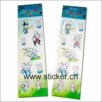 Buy cheap ML-LS-0013D Lenticular Sticker from wholesalers
