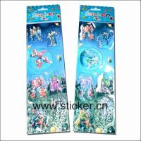 Buy cheap ML-LS-0043D Lenticular Sticker from wholesalers