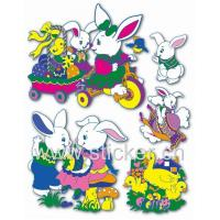 Buy cheap ML-HS-106Easter Sticker from wholesalers