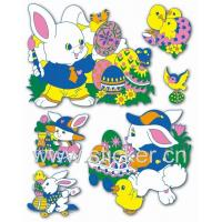 Buy cheap ML-HS-112Easter Sticker from wholesalers