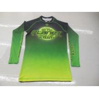 Jiu Jitsu Long Sleeve Rash Guard Manufactures