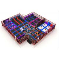 Outdoor Playground trampoline places Manufactures