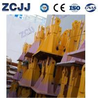 Buy cheap Tower Crane Bases Fixing Angle Bases Fixing Angles For M619C Mast from wholesalers
