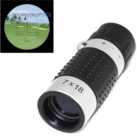 Buy cheap ED Glass Rifle Scope  7x18 Golf Scope Monocular from wholesalers