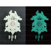 Cuckoo Clock Polyresin Magnet with Auto-swing Pendulum & Sound Motion Sensor Manufactures