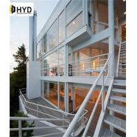 Well-received Exterior Concrete Staircase Steel Rod Railing Manufactures