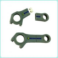 Buy cheap Silicone bracelet usb flash drive from wholesalers