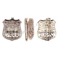 Buy cheap Police Badges 012 from wholesalers