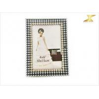 Buy cheap Europe Style Fancy 5x7 Resin Pearl Photo frame Factory Direct Sale from wholesalers