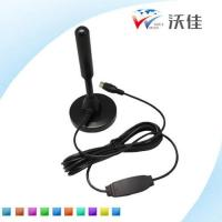 China digial tv antenna black on sale