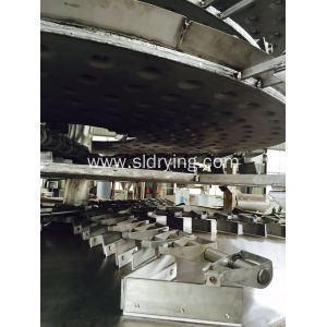 Quality Hydroxylamine Hydrochloride Continuous Plate Dryer for sale