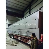Calcium carbonate Mesh Belt Drying Machine Manufactures