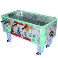 China Coin Operated Foosball Table on sale